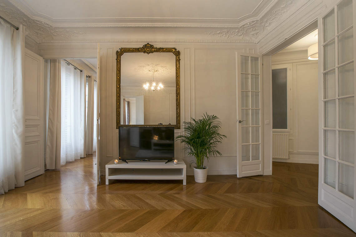 Appartement Paris Rue la Fayette 3