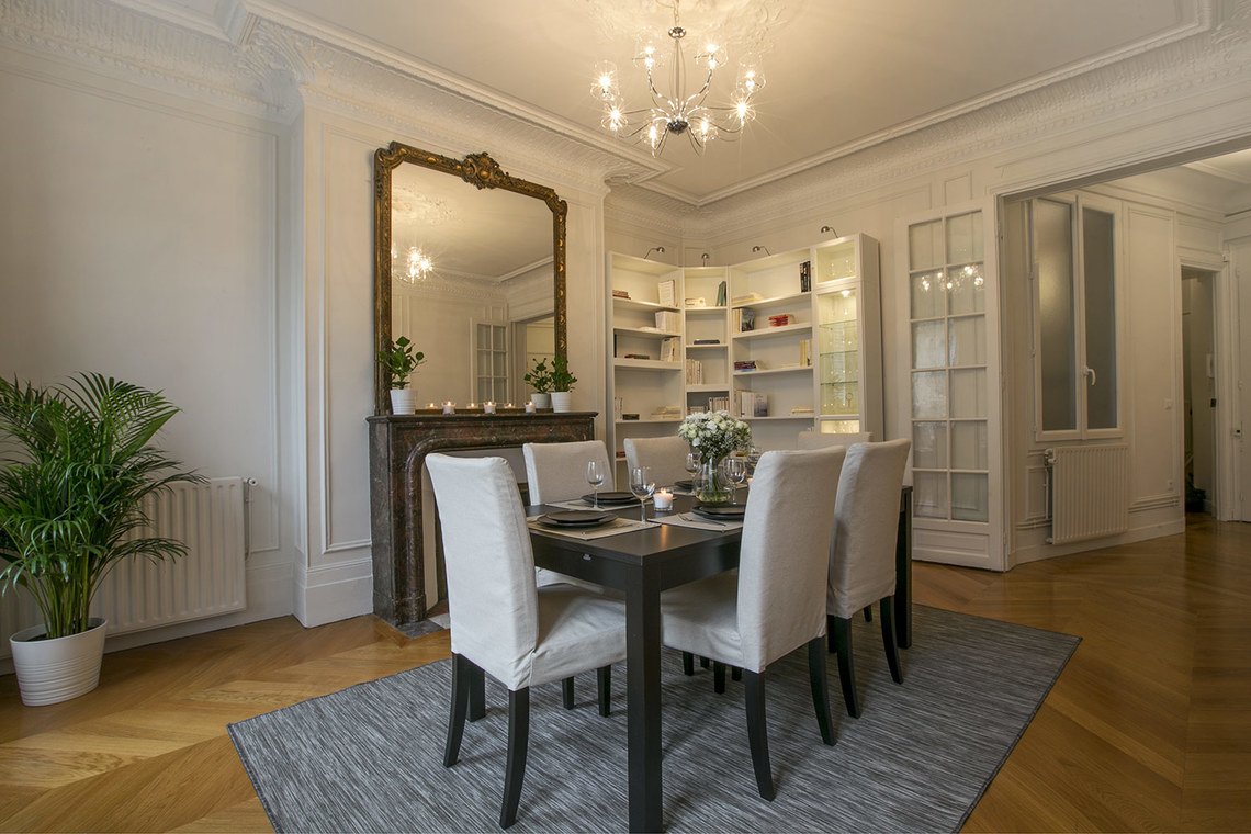 Appartement Paris Rue la Fayette 4