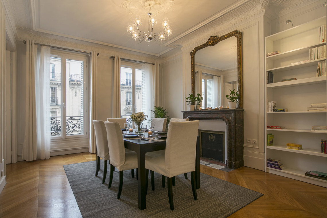 Appartement Paris Rue la Fayette 5