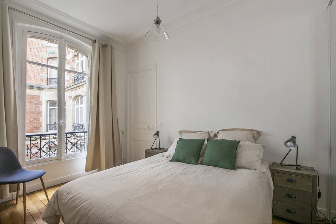 Appartement Paris Rue Saint Didier 8