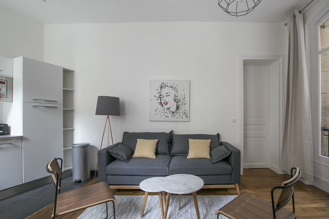 Appartement Paris Rue Saint Didier 2