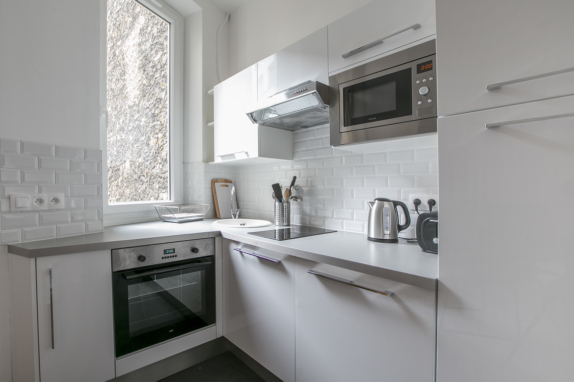 Appartement Paris Rue Saint Didier 5