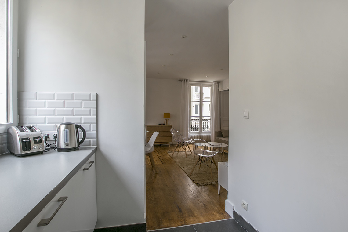 Квартира Paris Avenue Rapp 5