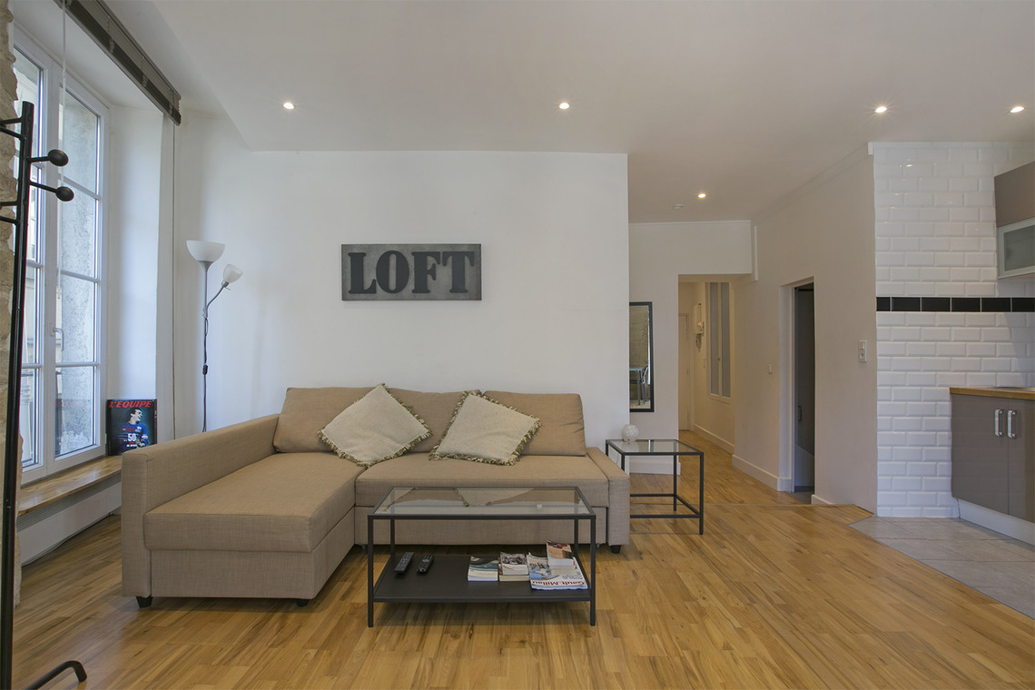 Paris Rue Courtalon Apartment for rent