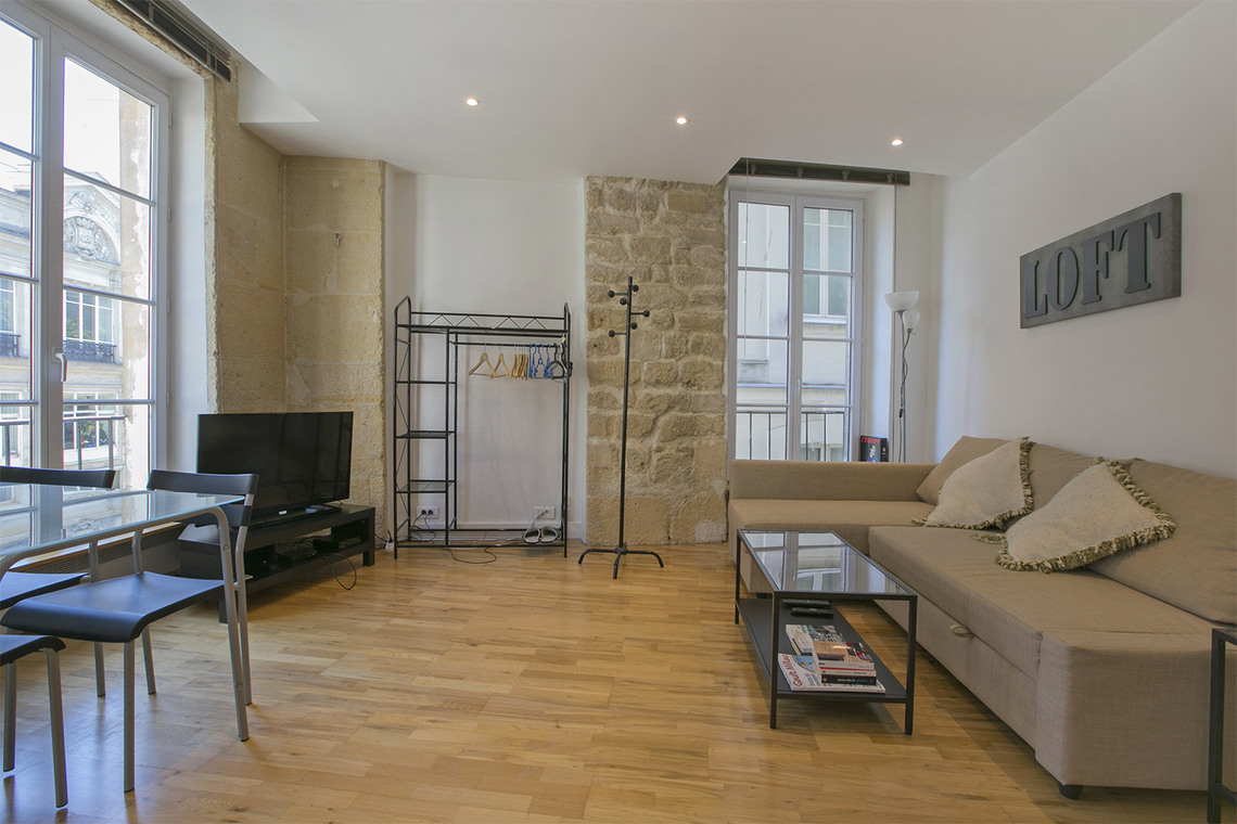 Apartment Paris Rue Courtalon 2