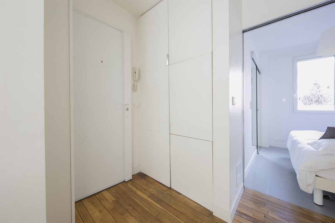 Appartement Paris Rue Victor Gelez 7