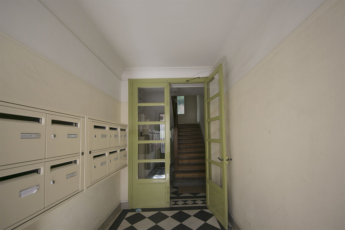 Appartement Paris Rue Victor Gelez 13