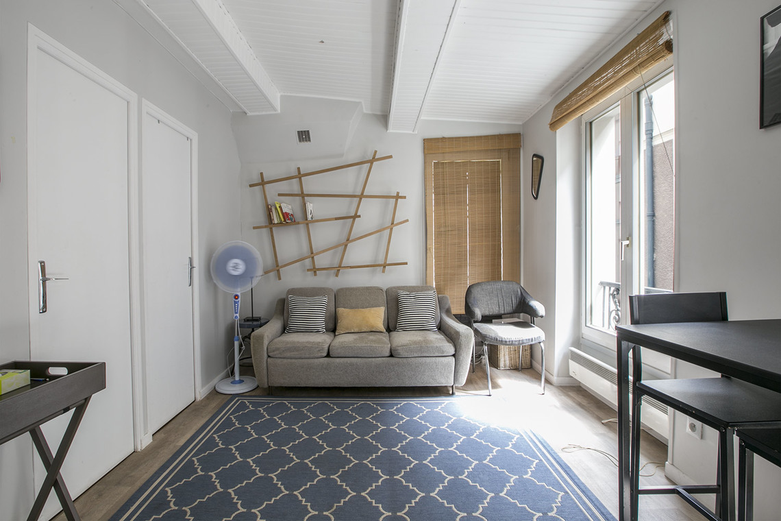 Paris Cité de Chabrol Apartment for rent
