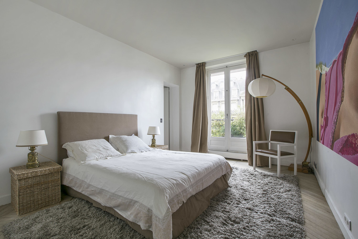 Appartement Paris Boulevard de Courcelles 10
