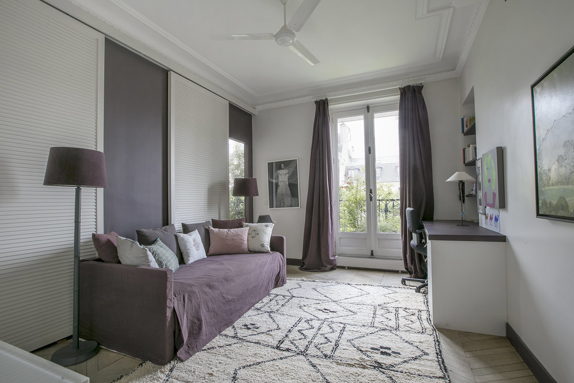 Appartement Paris Boulevard de Courcelles 13