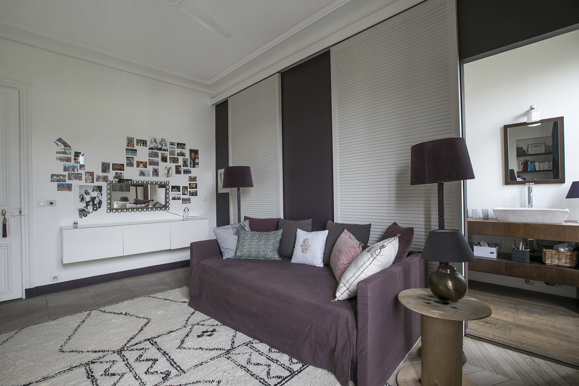 Appartement Paris Boulevard de Courcelles 14
