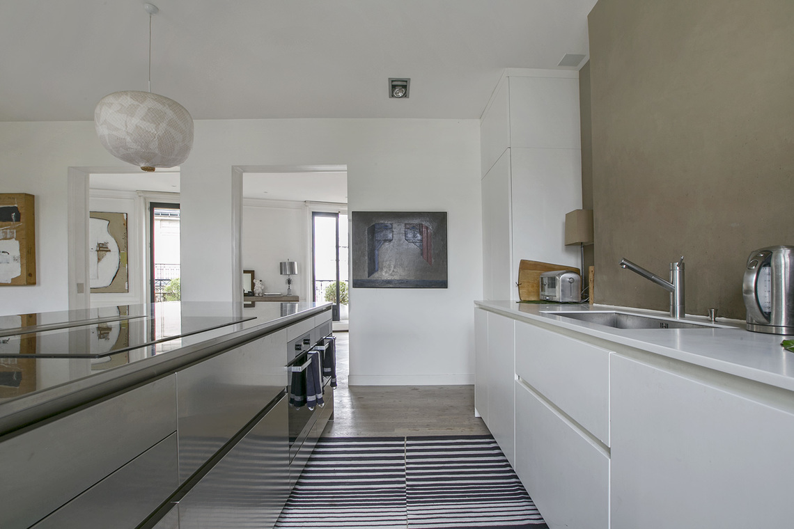 Appartement Paris Boulevard de Courcelles 7