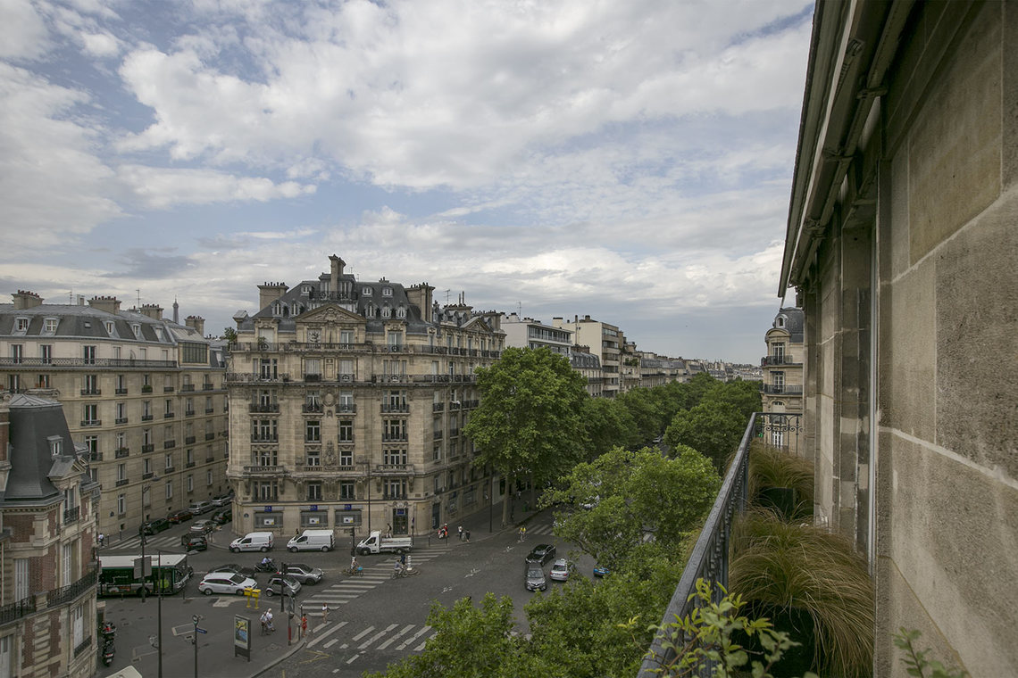 Appartement Paris Boulevard de Courcelles 21