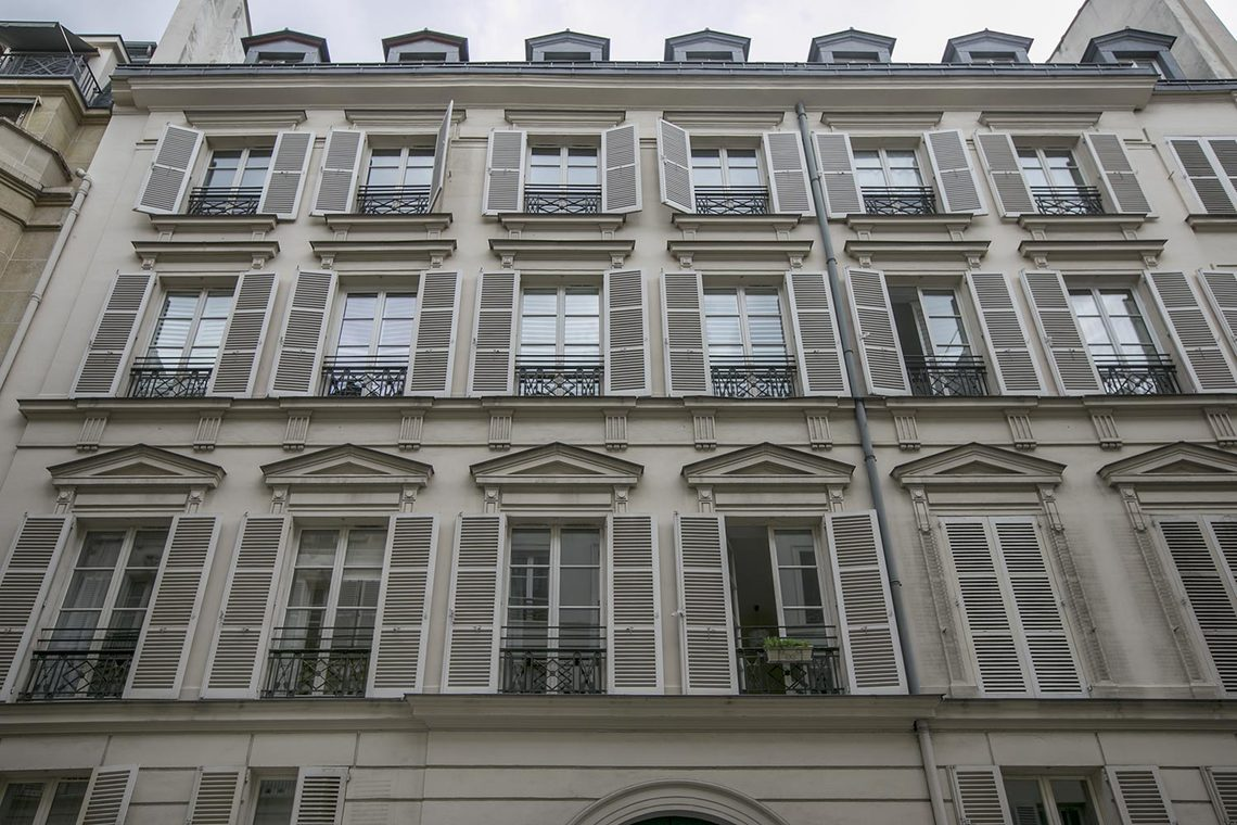 Apartment Paris Rue Godot de Mauroy 15