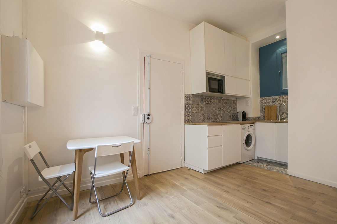 Apartment Paris Rue de Mulhouse 4