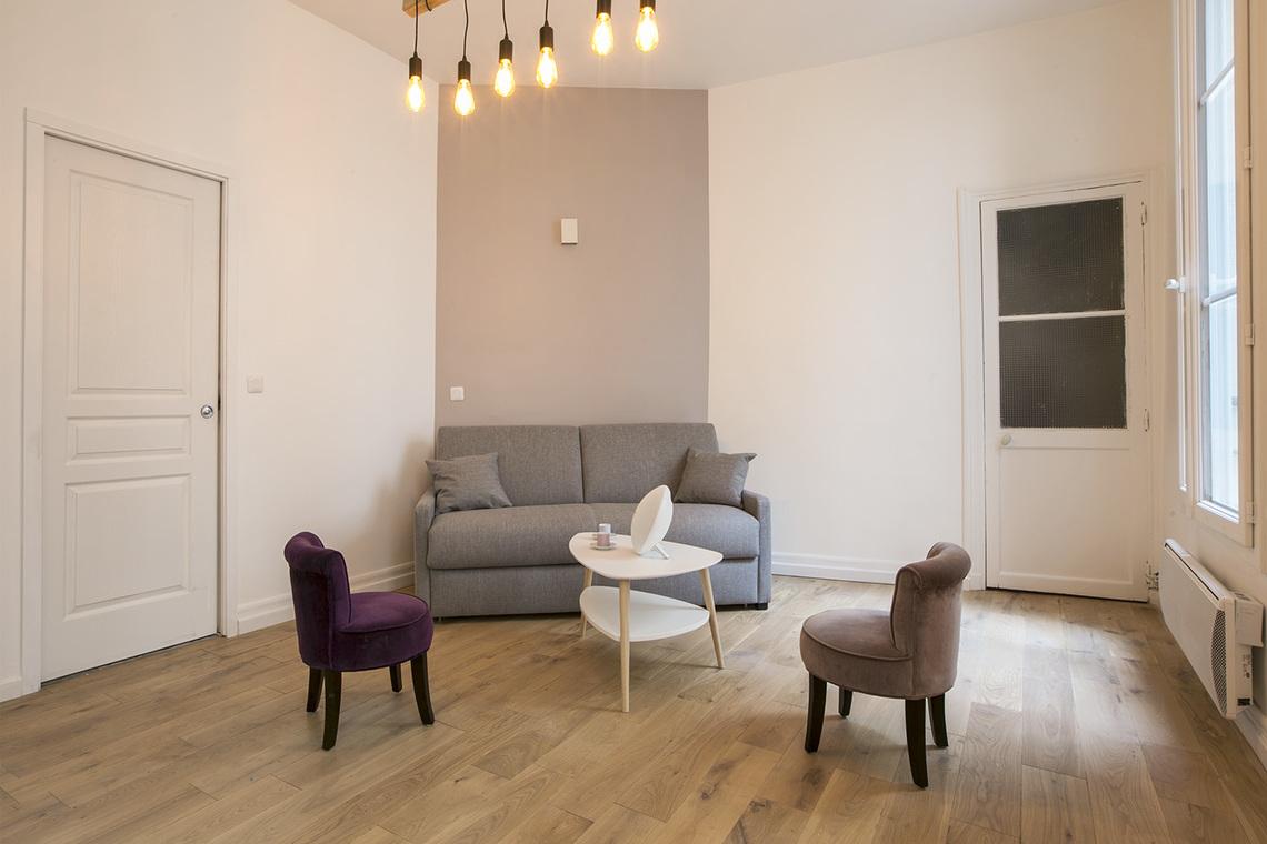 Merveilleux Appartement Meublé à Louer Paris Rue De Mulhouse · Paris Rue De Mulhouse  Appartement à Louer ...