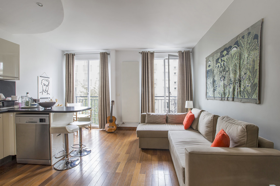 Neuilly-sur-Seine Rue de Lesseps Apartment for rent