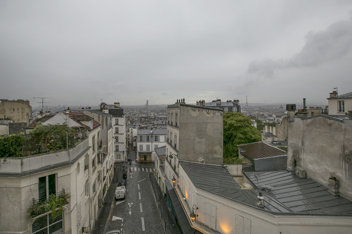 Appartement Paris Rue Gabrielle  7