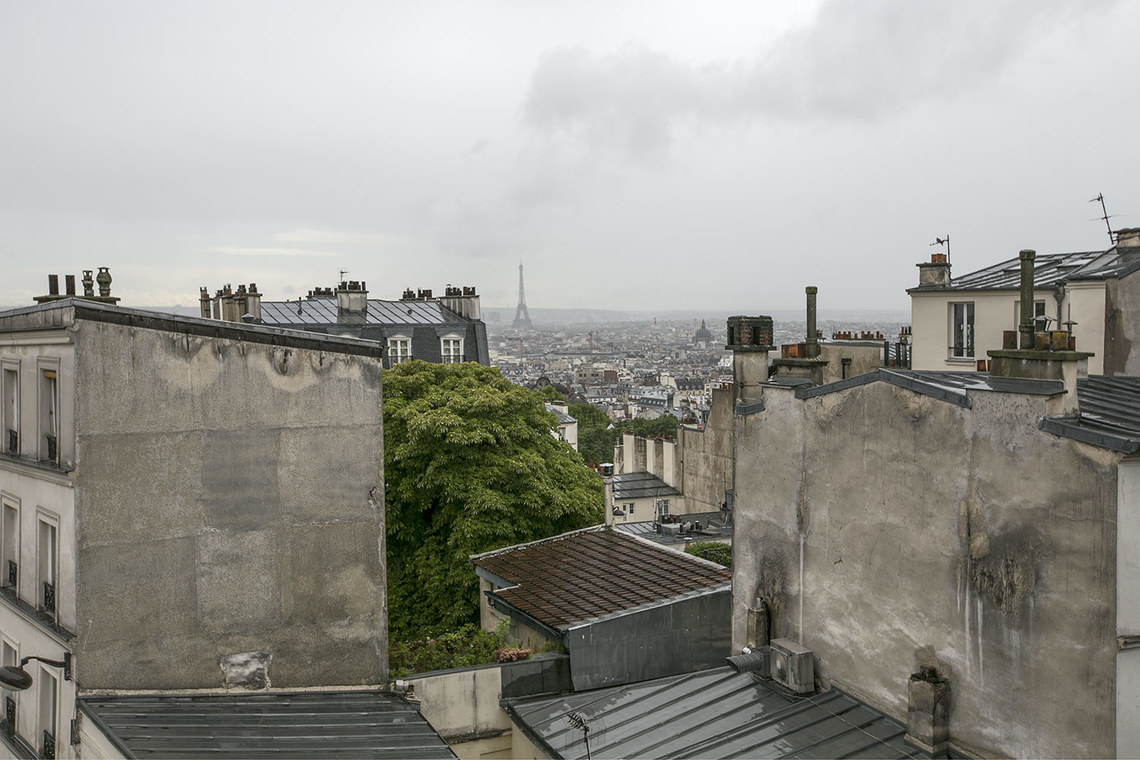 Appartement Paris Rue Gabrielle  8