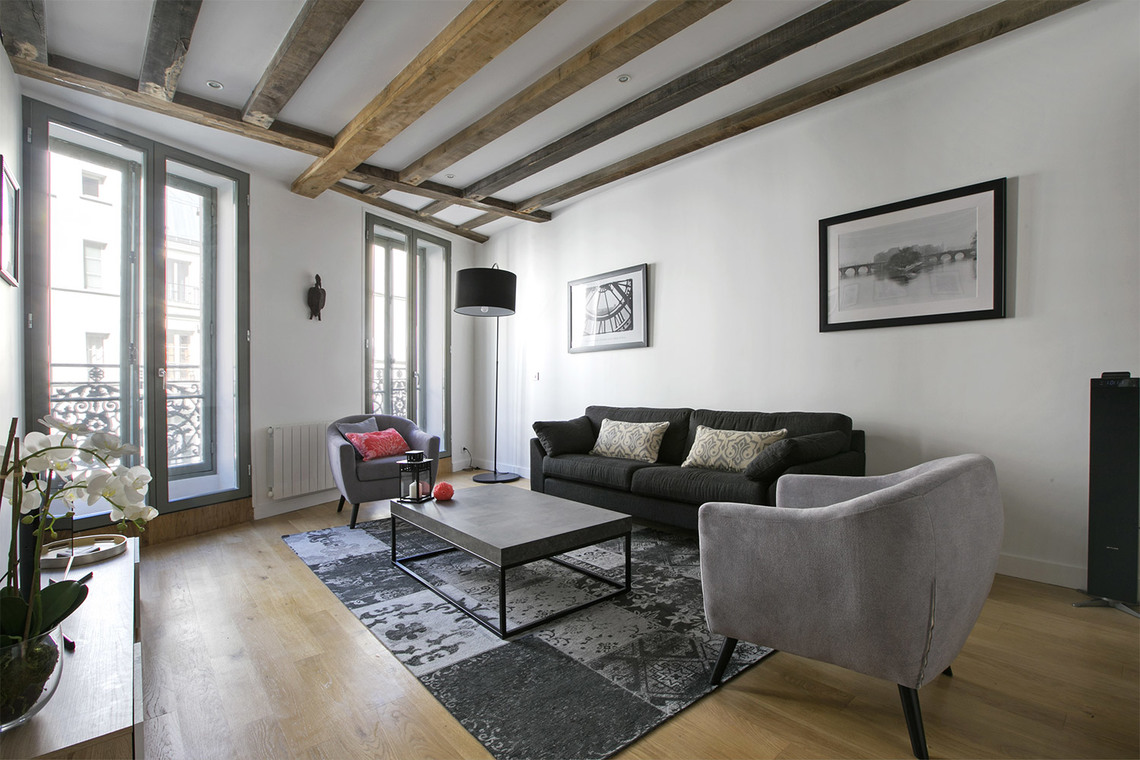 Appartement Paris Rue Montmartre 2