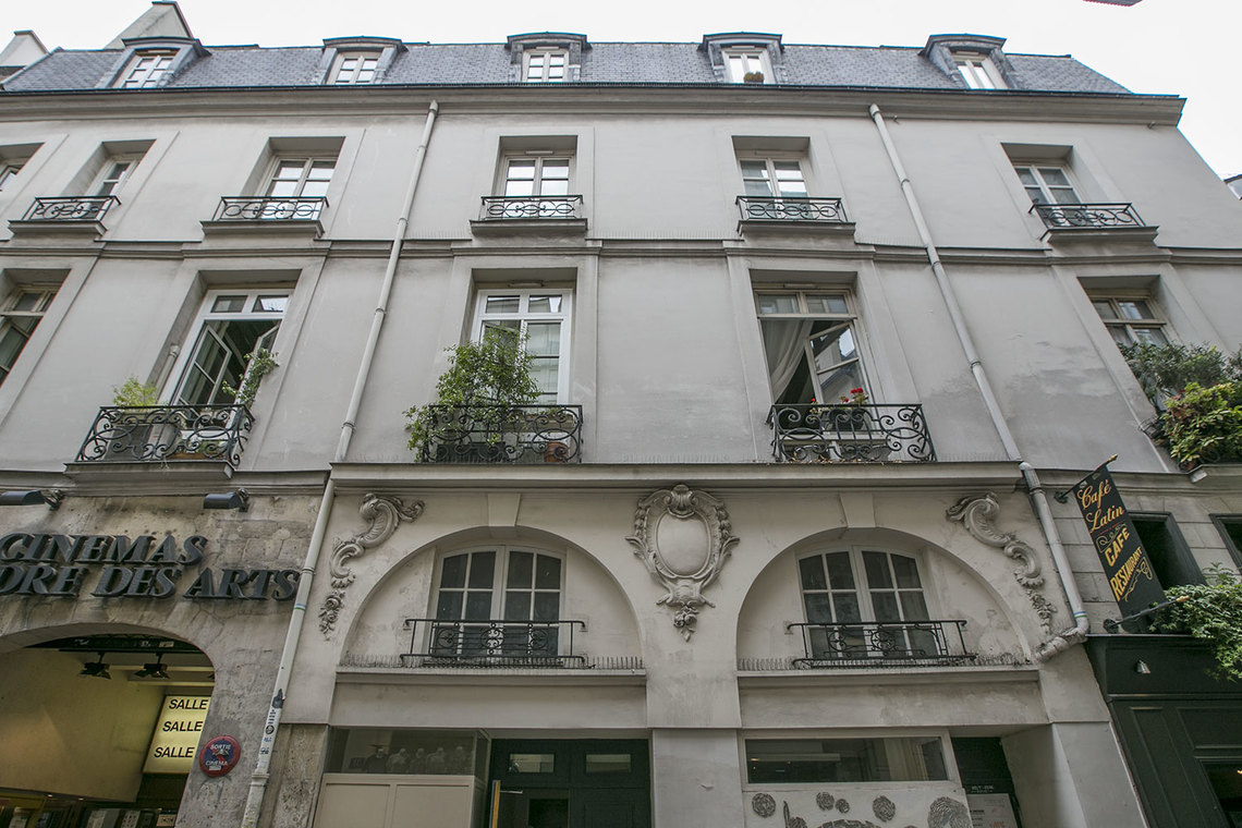 Appartement Paris Rue Saint André des Arts  9