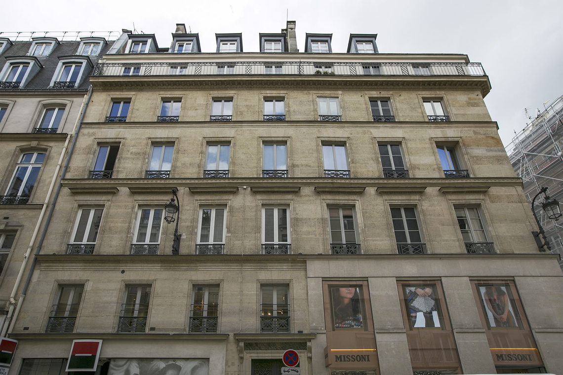 Appartamento Paris Rue Saint Honoré 24