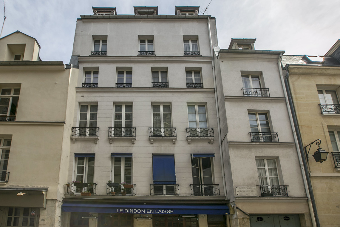 Appartamento Paris Rue Beautreillis 8