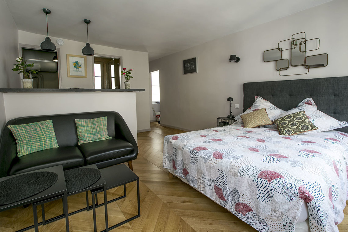 Appartamento Paris Rue Beautreillis 3