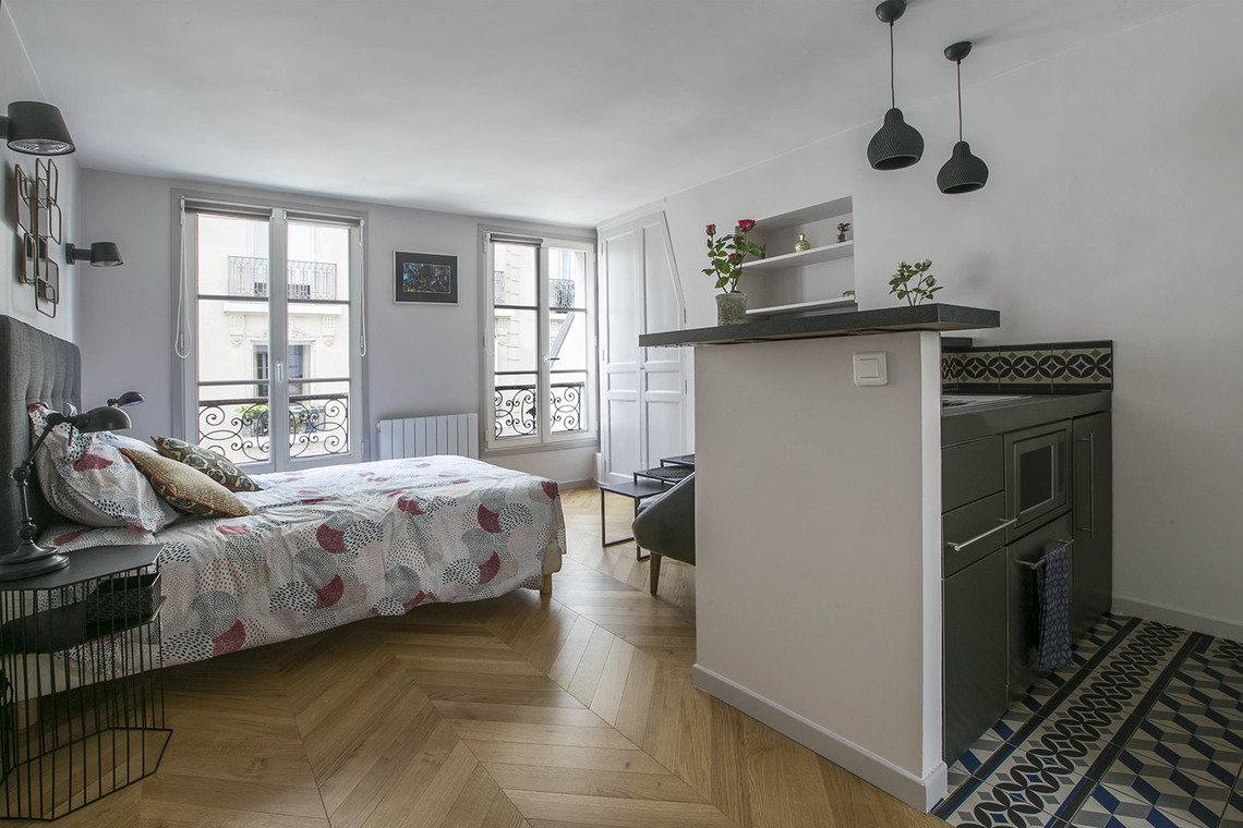 Appartamento Paris Rue Beautreillis 4