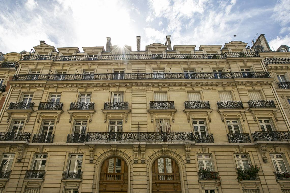 Appartement Paris Avenue d'Eylau 9