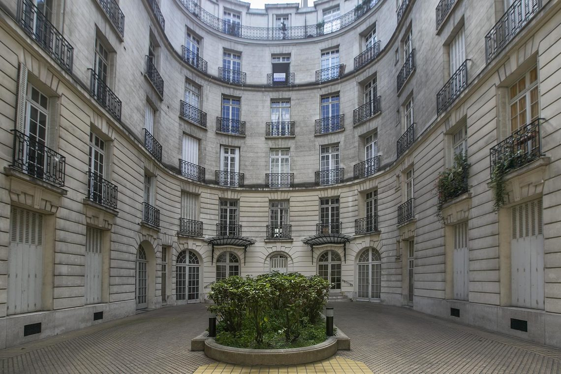 Appartement Paris Avenue d'Eylau 8
