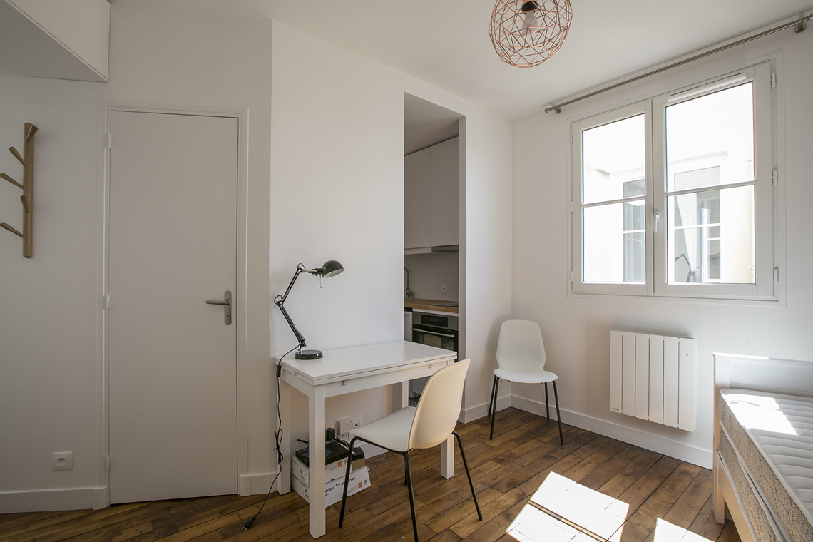 Appartement Paris Avenue d'Eylau 2