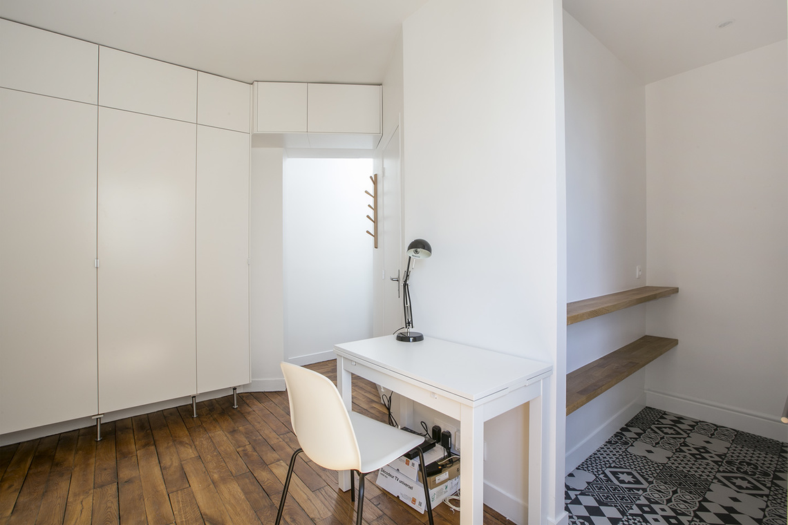 Appartement Paris Avenue d'Eylau 3