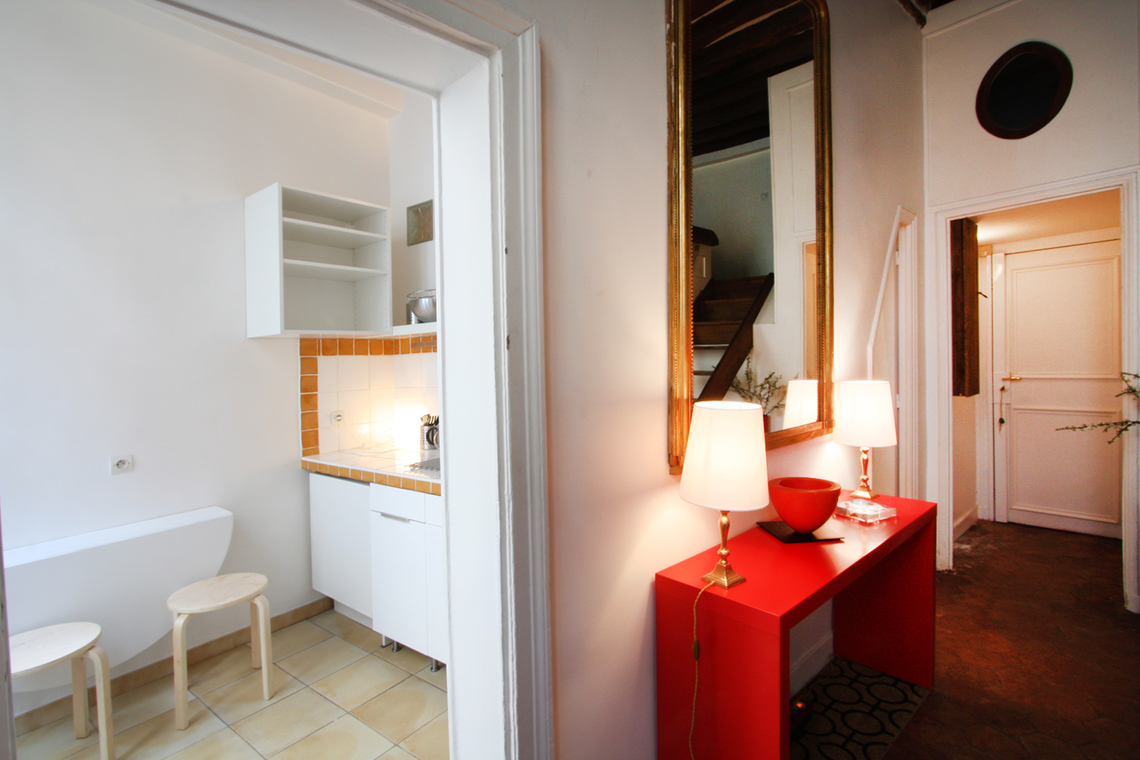 Apartamento Paris Rue du Dragon 5