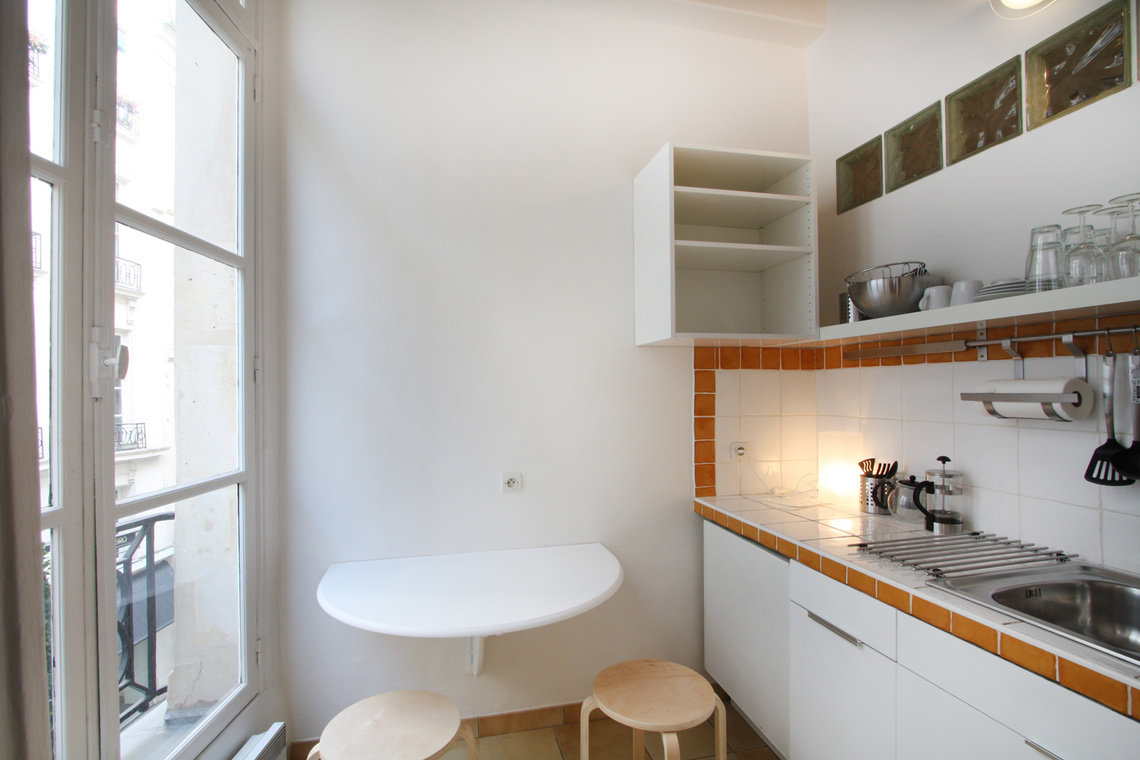 Apartamento Paris Rue du Dragon 6