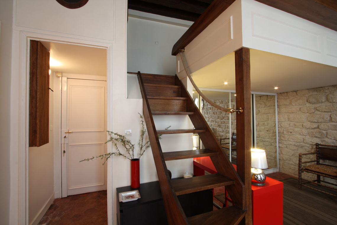 Apartamento Paris Rue du Dragon 8