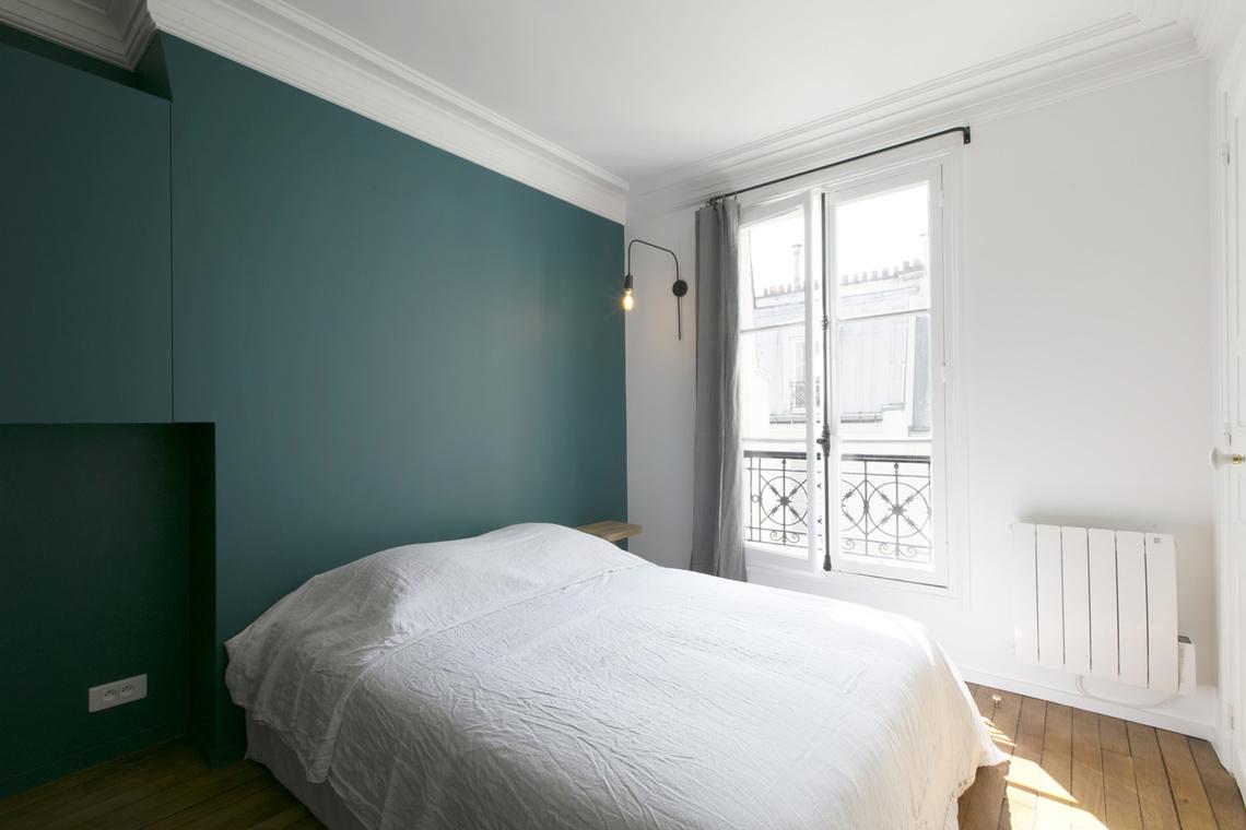 Location appartement meubl rue lemercier paris ref 15262 - Location paris 3 chambres ...