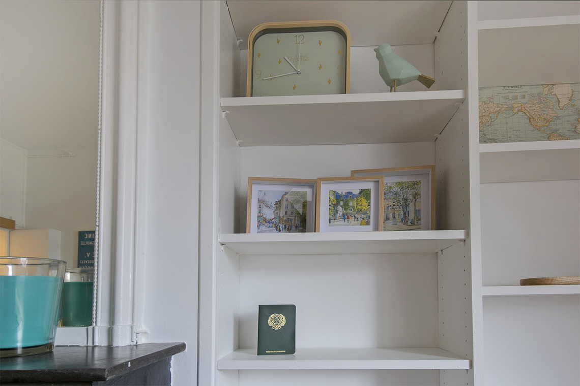 Apartment Paris Rue Coetlogon 7