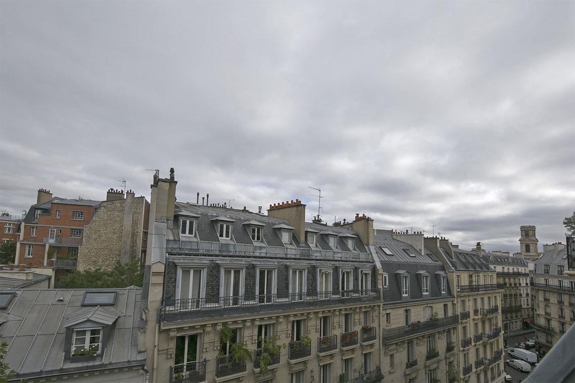 Apartment Paris Rue Coetlogon 12