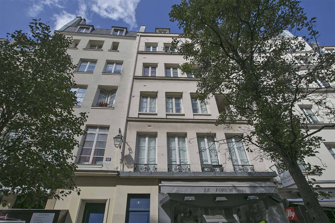 Apartment Paris Rue de la Cossonnerie  11