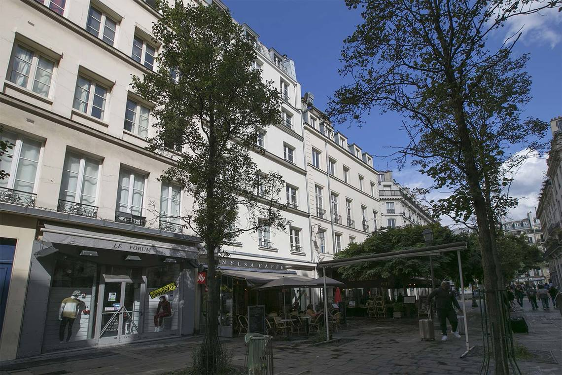 Apartment Paris Rue de la Cossonnerie  12