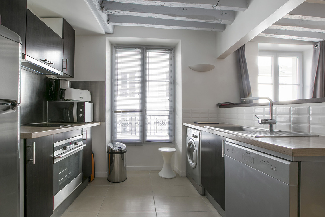 Appartement Paris Rue Cambacérès 6