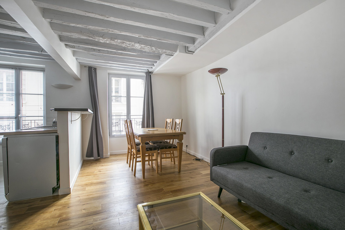 Appartement Paris Rue Cambacérès 3