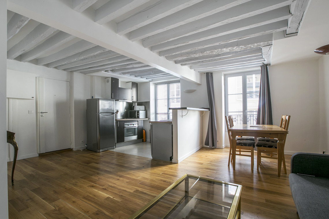 Appartement Paris Rue Cambacérès 4