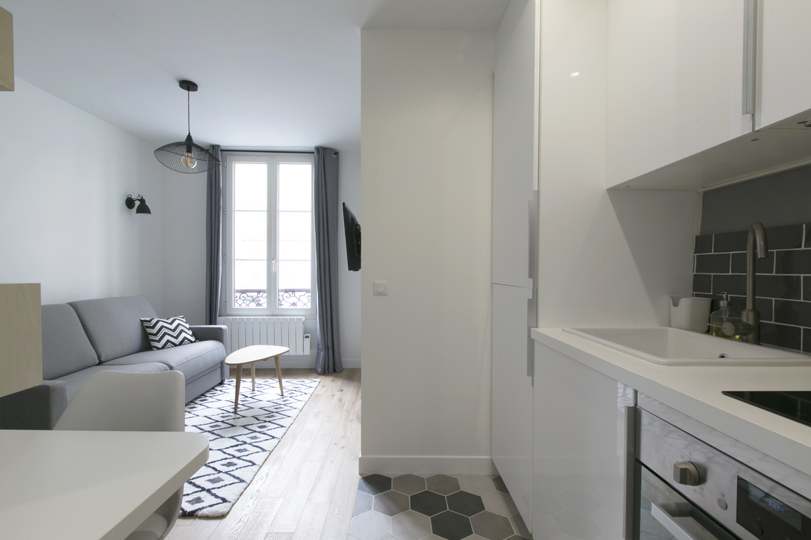 Appartamento Paris Rue Pierre Fontaine 7