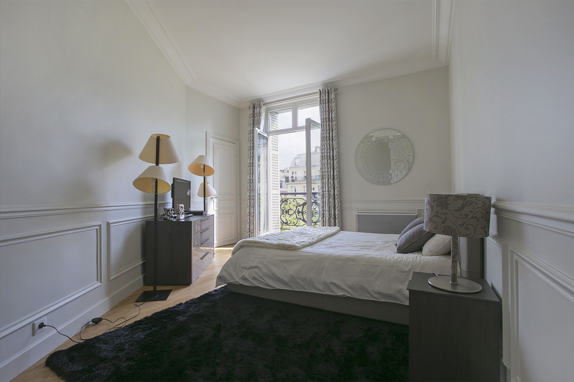 Appartement Paris Avenue de Friedland 9