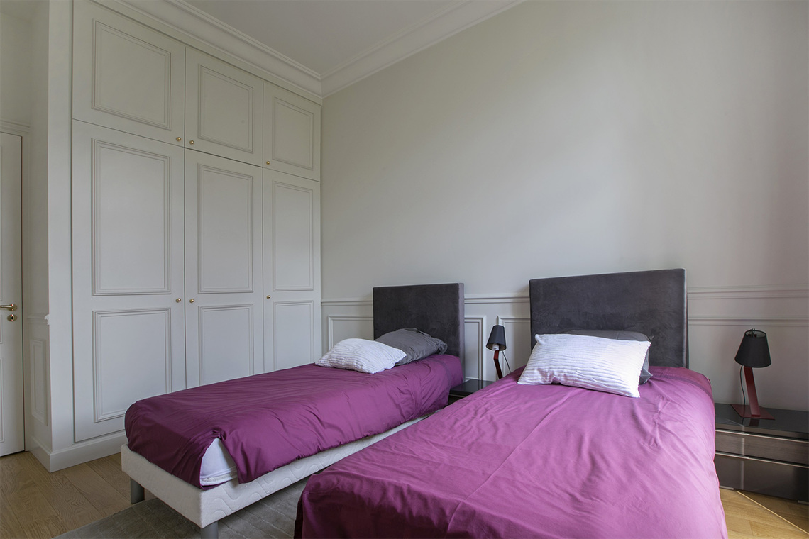 Appartement Paris Avenue de Friedland 11
