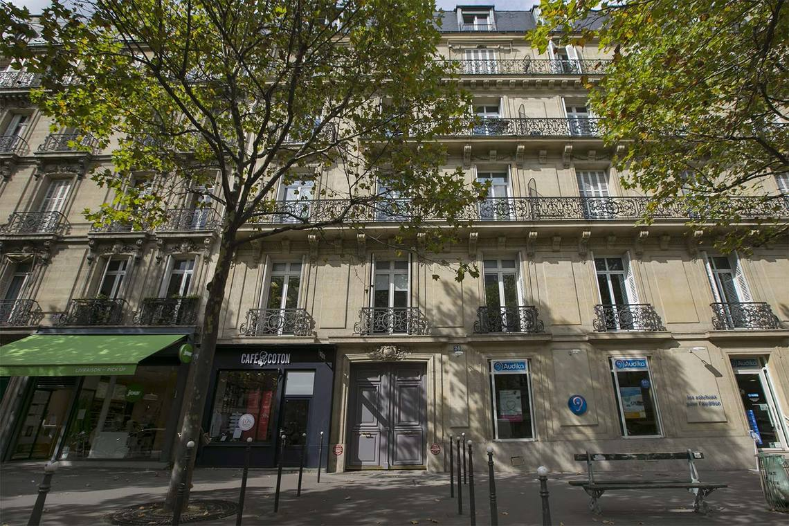 Appartement Paris Avenue de Friedland 17