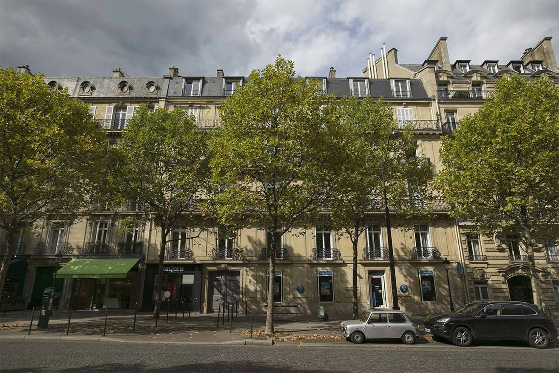 Appartement Paris Avenue de Friedland 18