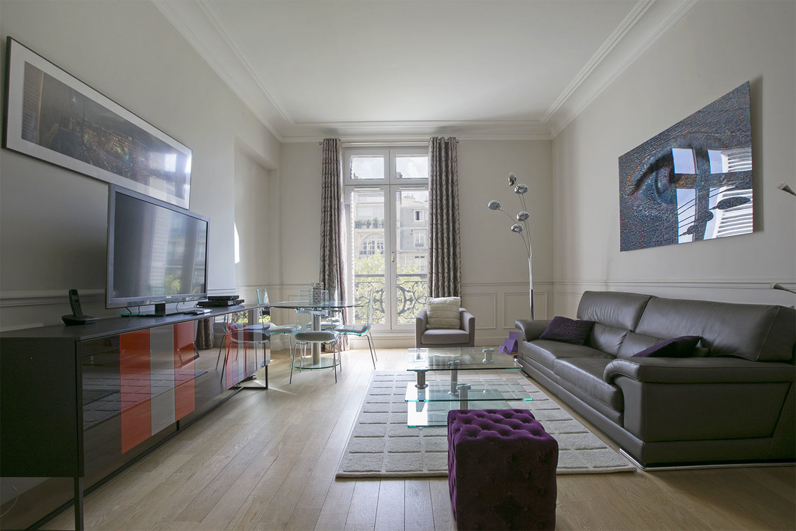 Appartement Paris Avenue de Friedland 2